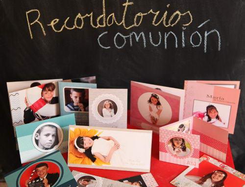 FOTOGRAFÍA COMUNIÓN